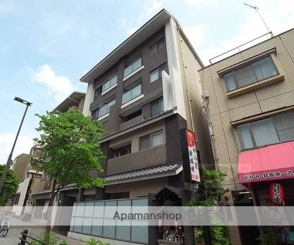 京都府京都市東山区、三条駅徒歩15分の築7年 5階建の賃貸マンション
