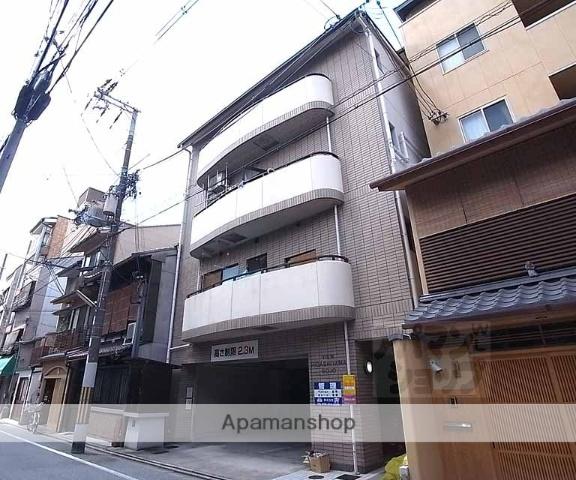 京都府京都市東山区、清水五条駅徒歩3分の築21年 5階建の賃貸マンション