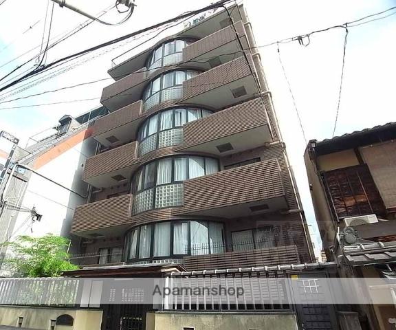 京都府京都市東山区、祇園四条駅徒歩10分の築25年 6階建の賃貸マンション