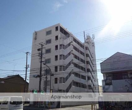 京都クレセントマンション[1LDK/34.02m2]の外観1
