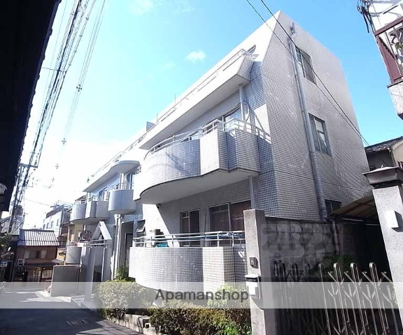 京都府京都市東山区、清水五条駅徒歩6分の築29年 3階建の賃貸マンション
