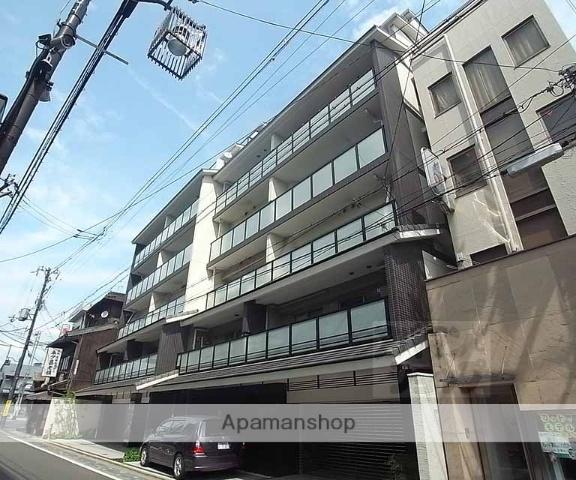 京都府京都市東山区、三条駅徒歩1分の築8年 7階建の賃貸マンション