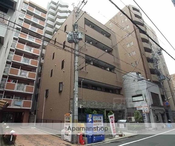 京都府京都市下京区、清水五条駅徒歩9分の築10年 5階建の賃貸マンション
