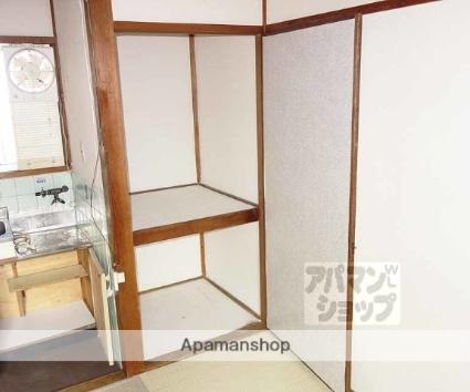 福田荘[1R/15m2]の収納