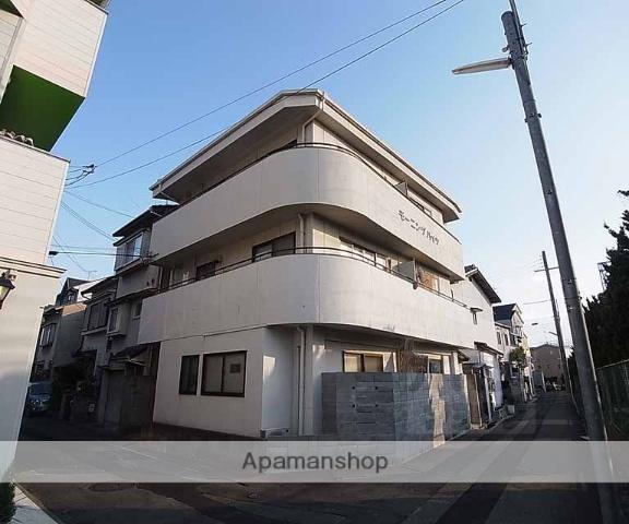 京都府向日市、東向日駅徒歩2分の築30年 3階建の賃貸マンション