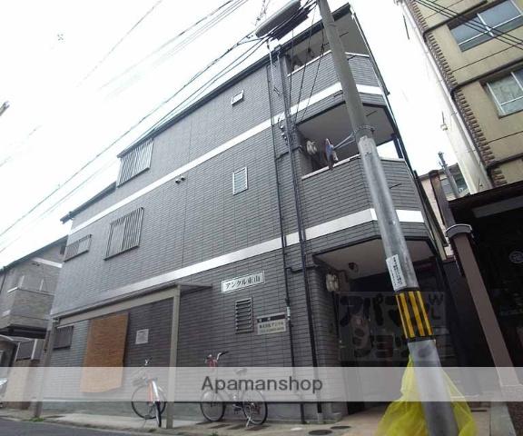 京都府京都市東山区、三条駅徒歩6分の築12年 3階建の賃貸マンション