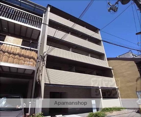 京都府京都市東山区、三条駅徒歩6分の築6年 5階建の賃貸マンション