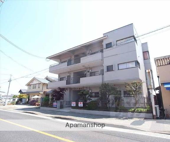 京都府向日市、桂川駅徒歩23分の築38年 3階建の賃貸マンション