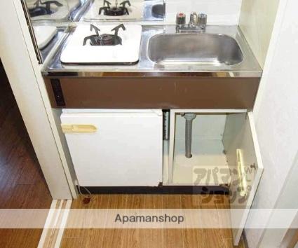音羽サンハイツ[1K/19.5m2]のキッチン