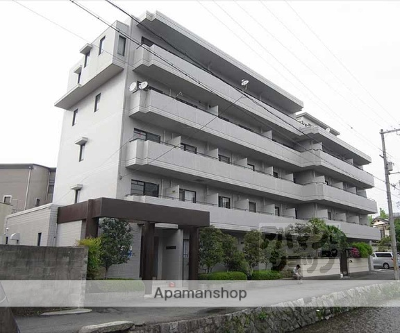 京都府京都市東山区、三条駅徒歩10分の築29年 6階建の賃貸マンション