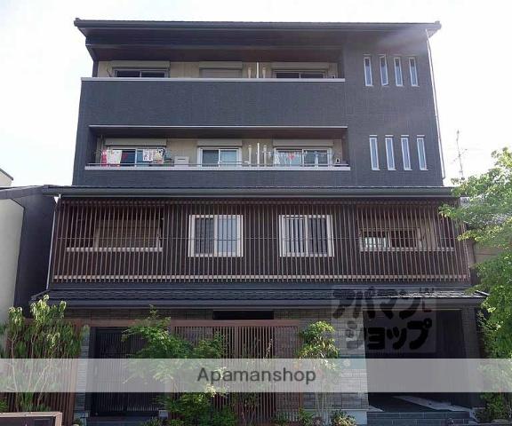 京都府京都市東山区、三条駅徒歩9分の新築 4階建の賃貸マンション
