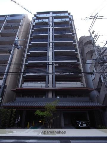 京都府京都市下京区、河原町駅徒歩6分の新築 11階建の賃貸マンション