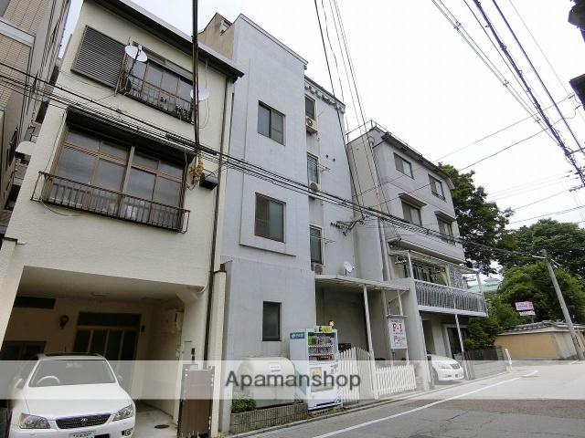 京都府京都市東山区、三条駅徒歩10分の築52年 4階建の賃貸マンション