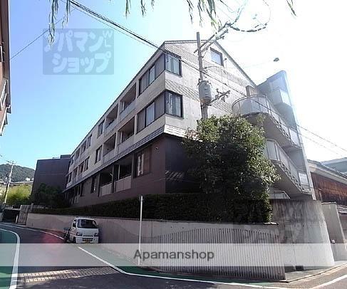 京都府京都市東山区、三条駅徒歩10分の築17年 5階建の賃貸マンション
