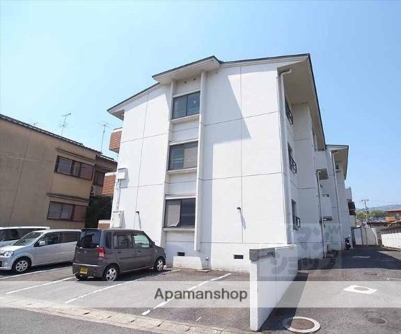 京都府向日市、桂川駅徒歩19分の築32年 3階建の賃貸マンション
