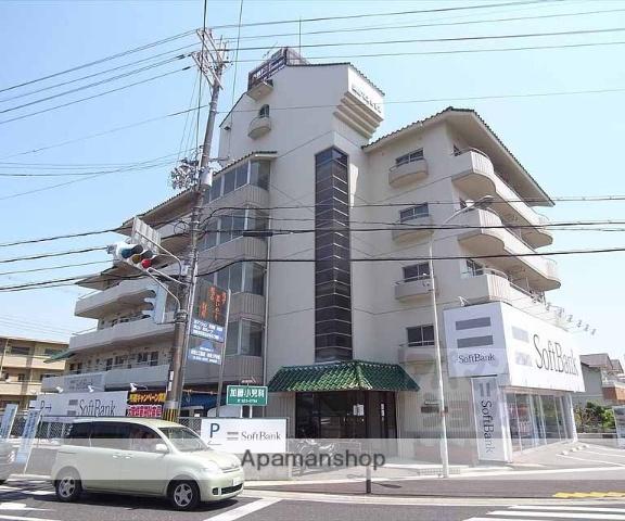 京都府向日市、桂川駅徒歩17分の築36年 5階建の賃貸マンション