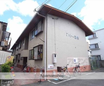 京都府向日市、桂川駅徒歩16分の築31年 2階建の賃貸マンション