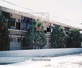 京都府向日市、洛西口駅徒歩15分の築43年 2階建の賃貸アパート