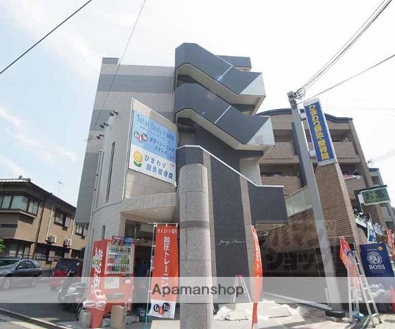 京都府向日市、向日町駅徒歩12分の築24年 4階建の賃貸マンション