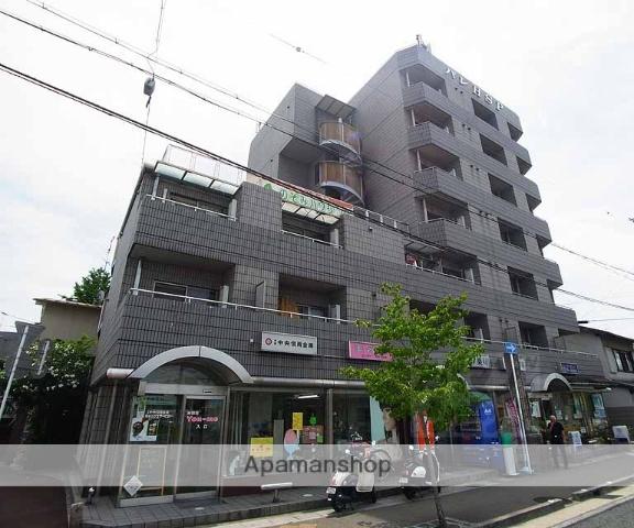 京都府向日市、向日町駅徒歩1分の築22年 7階建の賃貸マンション