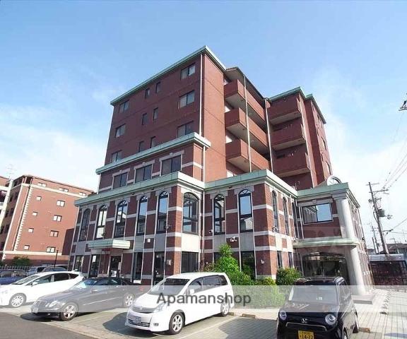 京都府向日市、向日町駅徒歩13分の築19年 6階建の賃貸マンション