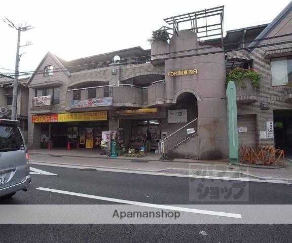 京都府向日市、向日町駅徒歩6分の築28年 3階建の賃貸マンション