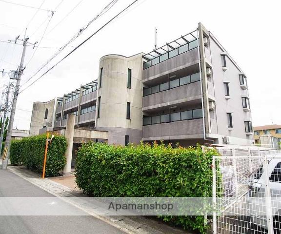 京都府向日市、向日町駅徒歩12分の築20年 4階建の賃貸マンション
