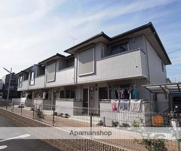京都府向日市、向日町駅徒歩13分の築7年 2階建の賃貸アパート