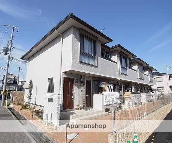 京都府向日市、向日町駅徒歩14分の築6年 2階建の賃貸アパート
