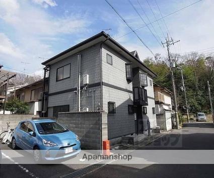 京都府向日市、向日町駅徒歩20分の築19年 2階建の賃貸アパート
