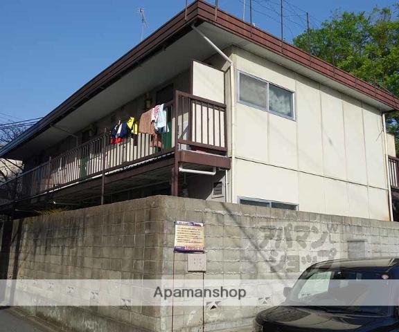 京都府京都市下京区、京都駅徒歩15分の築45年 2階建の賃貸マンション