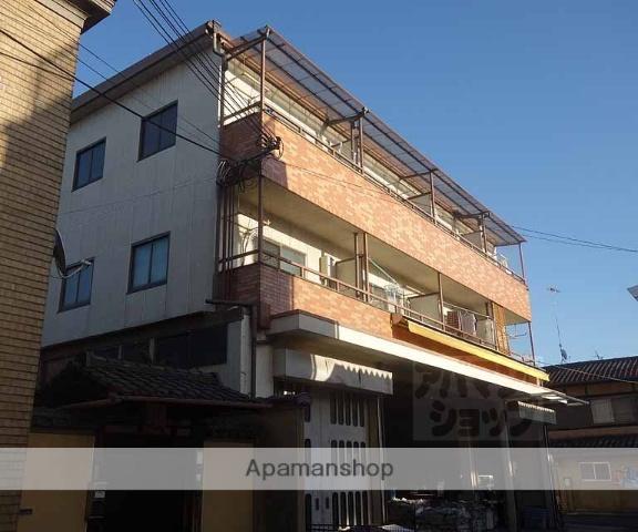 京都府京都市東山区、京都駅徒歩12分の築31年 3階建の賃貸マンション