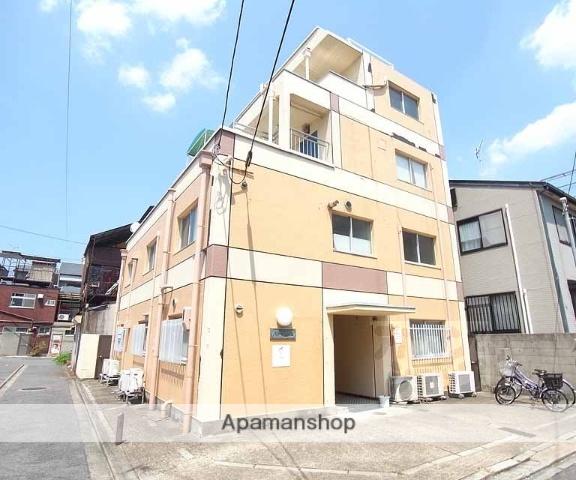 京都府京都市中京区、大宮駅徒歩10分の築36年 4階建の賃貸マンション