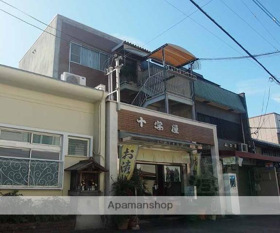 京都府京都市東山区、京都駅徒歩14分の築40年 4階建の賃貸マンション