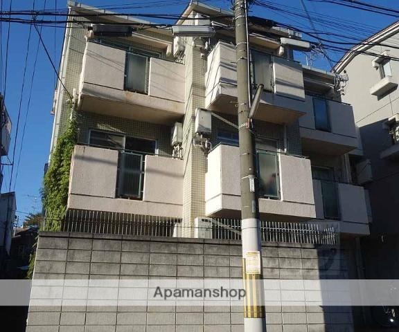 京都府京都市東山区、京都駅徒歩28分の築33年 3階建の賃貸マンション