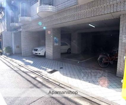 サンシティ烏丸高辻[1K/23.36m2]のエントランス