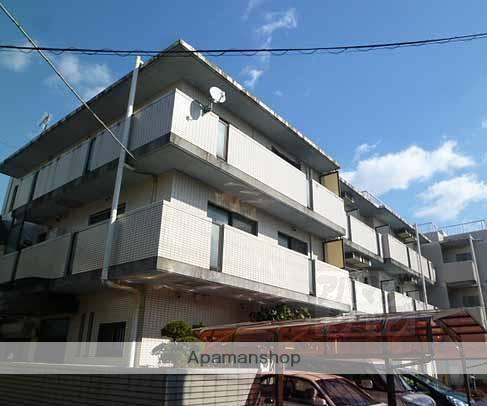京都府京都市東山区、東福寺駅徒歩7分の築24年 3階建の賃貸マンション