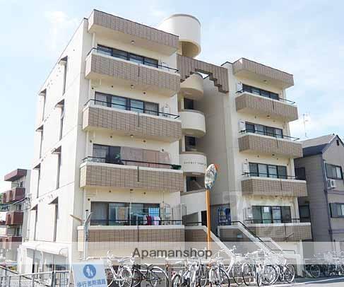 京都府京都市東山区、京都駅徒歩13分の築28年 5階建の賃貸マンション