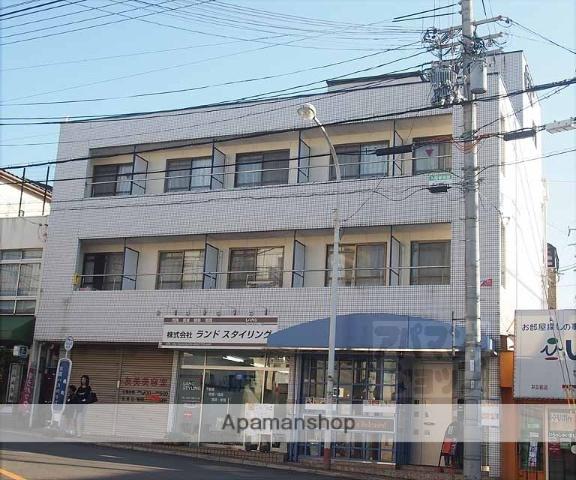 京都府京都市東山区、清水五条駅徒歩13分の築31年 3階建の賃貸マンション