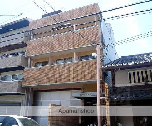 京都府京都市東山区、京都駅徒歩14分の築29年 3階建の賃貸マンション
