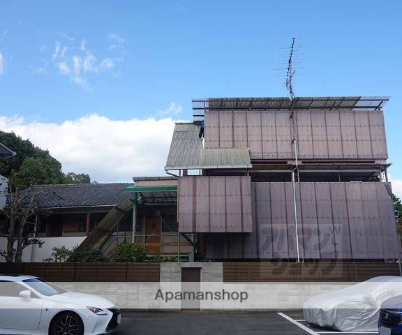 京都府京都市東山区、京都駅徒歩14分の築47年 2階建の賃貸アパート