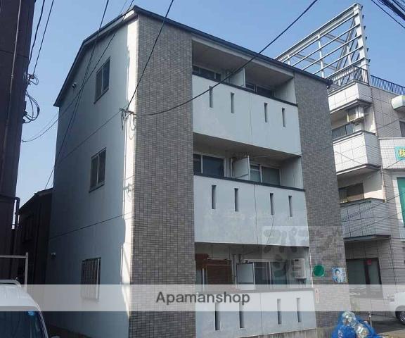 京都府京都市東山区、京都駅徒歩18分の築18年 3階建の賃貸マンション