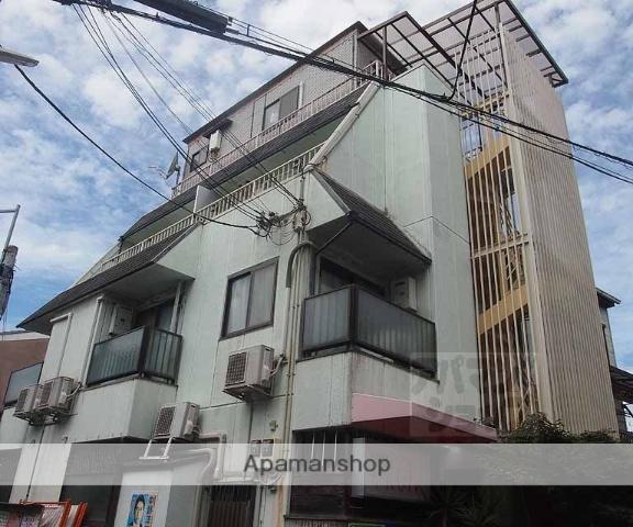 京都府京都市東山区、清水五条駅徒歩8分の築31年 4階建の賃貸マンション