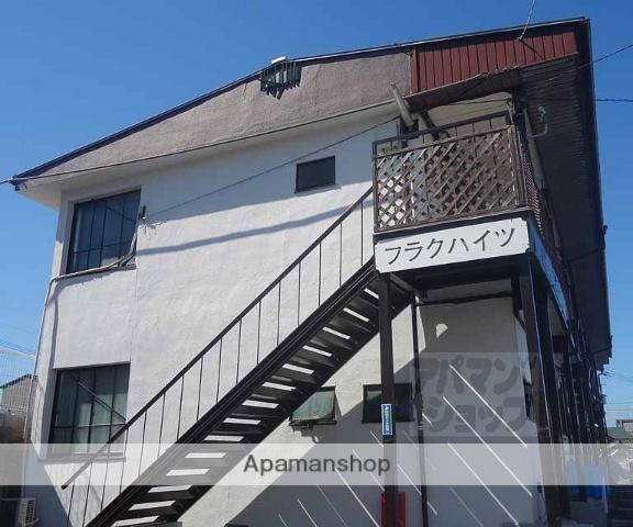 京都府京都市東山区、七条駅徒歩13分の築52年 2階建の賃貸アパート