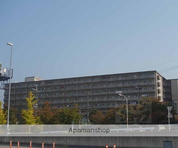京都府京都市東山区、東福寺駅徒歩8分の築38年 7階建の賃貸マンション