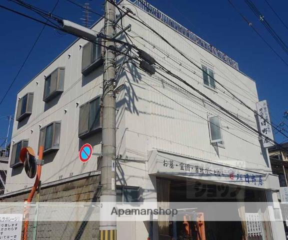 京都府京都市東山区、京都駅徒歩15分の築36年 3階建の賃貸マンション