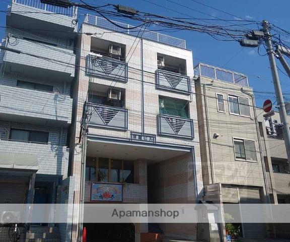 京都府京都市東山区、京都駅徒歩14分の築27年 3階建の賃貸マンション