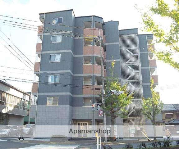 京都府京都市上京区、円町駅徒歩17分の築5年 6階建の賃貸マンション