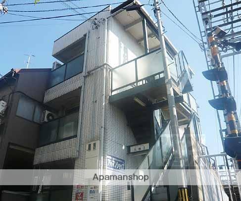 京都府京都市東山区、七条駅徒歩12分の築24年 3階建の賃貸マンション