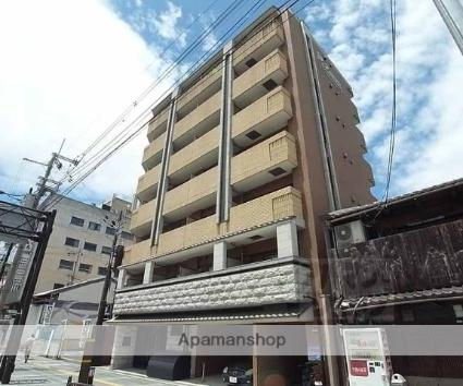 【分譲】プレサンス京都五条大橋レジェンド[1K/25.92m2]の外観2